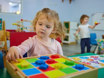 7 Tips For Tackling The First Day At Daycare
